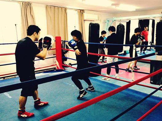 OKボクシングジム