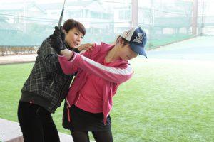 POP Planning 浅野彰子ゴルフスクール