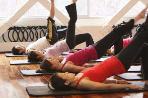 Pilates & Yoga Studio Work Arts