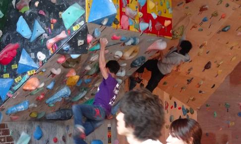 ROCKY'N Climbing Gym(ロッキン)
