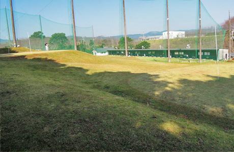 SOゴルフ練習場
