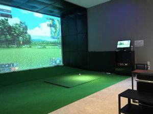 Simulation Golf FAITH