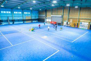 T1インドアテニススクール