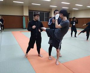TKキックボクシング