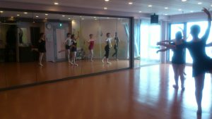 Yoko Ballet Class 新宿ダンススタジオ