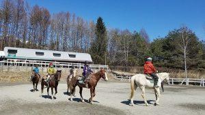 カナディアンキャンプ乗馬クラブ