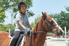 駒立乗馬クラブ