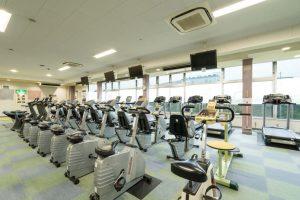 スポーツプラザ山新石岡
