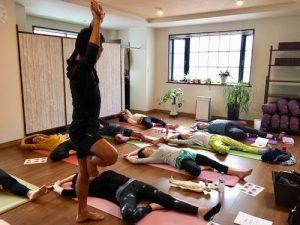 瞑想ヨガスタジオオアシス