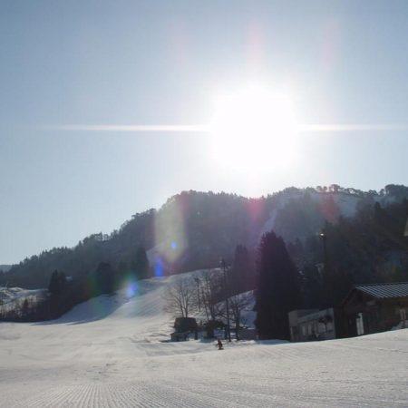 三川・温泉スキー場