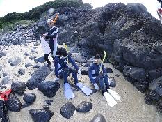 屋久島ダイビング潜り屋