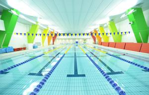 豊島区立巣鴨体育館温水プール