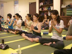 yoga studio シャンティシャンティ