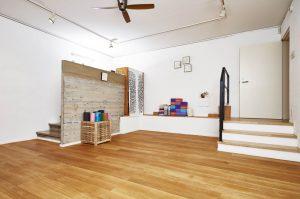 yoga studio FLAT
