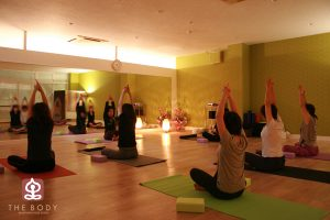 yogacafe THE BODY 店